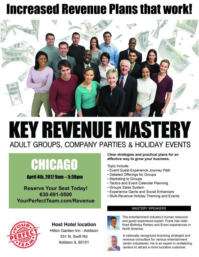 Key Mastery Chicago 2017